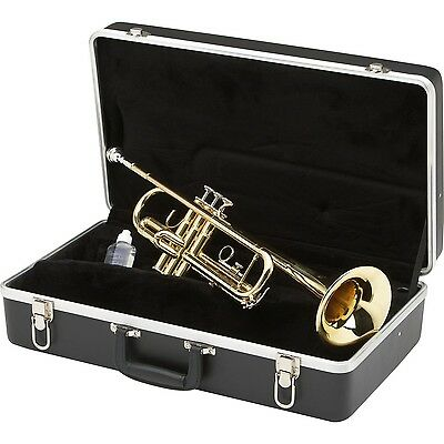 New Blessing Btr1277 Student Trumpet With Case, Mouthpiece, And Warranty!