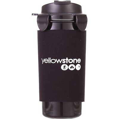 Yellowstone Flameless Cook Flask 400Ml (Black)