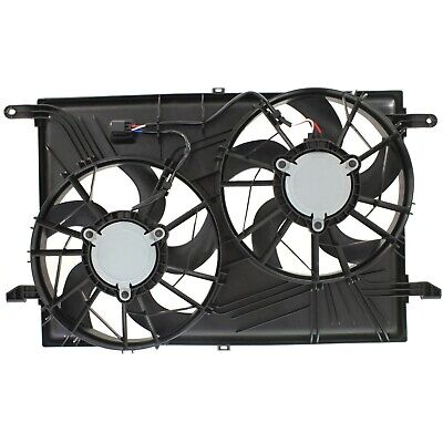 Radiator Cooling Fan For 2007-2017 GMC Acadia 2009-2017 Chevrolet Traverse