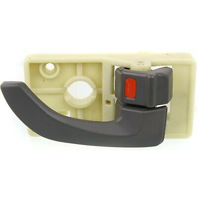 Interior Door Handle For 2005-2009 Hyundai Tucson Front or Rear RH Brown Plastic