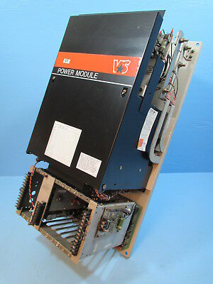 Reliance Electric MaxPak Plus DC Drive Power Module 801429-4RE 75HP Regenerative