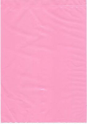 Lot 50 6 X 8 Anti Static Pink Poly Bags Low Shipping Hard Drives Memory Parts