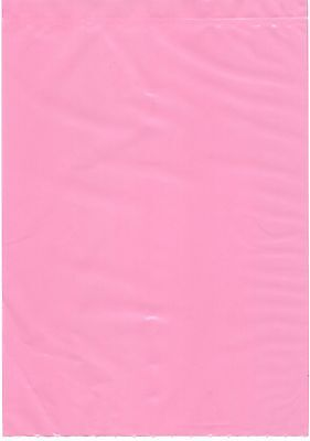 Lot 100 6 X 8 Anti Static Pink Poly Bags Lowest Shipping Hard Drives Memory Ddr