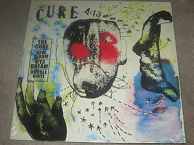 The Cure - 4:13 - New Double  Lp