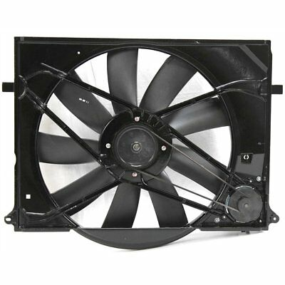New Cooling Fan Assembly Mercedes S Class CL S500 S430 MB3115113 2205000093