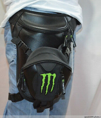 NEW Aero Sports Motorcycle MAGNETIC Tank BAGS With Pouch Motorbike/Bike Pockets