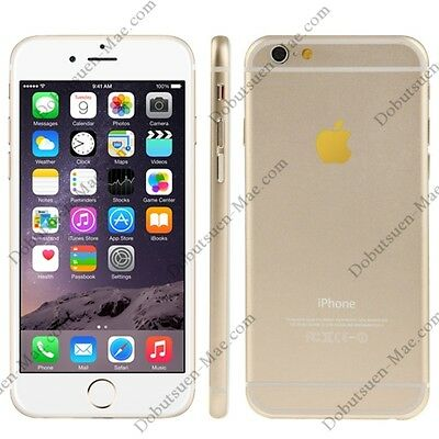 Telephone Smartphone Iphone 6 Plus Gold Doré ||| FACTICE ||| DUMMY ||| NEUF