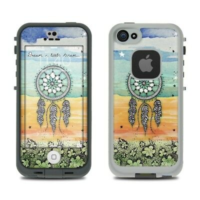 Skin Kit for LifeProof FRE iPhone 5S - Dream A Little - Sticker Decal