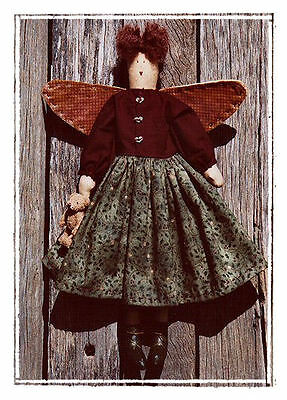 CHRiSSiE || Cloth Angel Doll Pattern || PRiM!