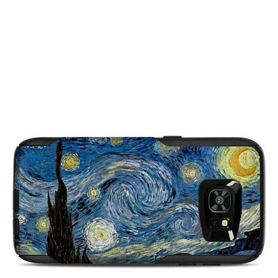 Skin for Otterbox Commuter Galaxy S7 Edge - Starry Night - Sticker
