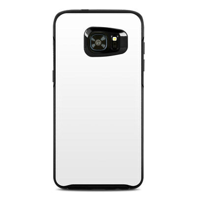 Skin for Otterbox Symmetry Galaxy S7 Edge - Solid White - Sticker