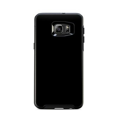 Skin for Otterbox Symmetry Galaxy S6 Edge Plus - Solid Black - Sticker