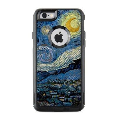 Skin for Otterbox Commuter iPhone 6/6S - Starry Night - Sticker Decal