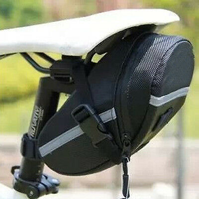 New Waterproof Bike Bicycle Saddle Bag Pouch Tail Rear Storage Seat