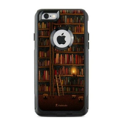 Skin for Otterbox Commuter iPhone 6/6S - Library by Vlad Studio - Sticker Decal