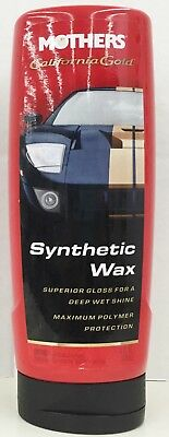 Mothers California Gold Synthetic Wax 16 oz