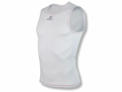 Under Jersey Base Layer Vest Darevie White DVJ005