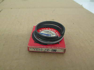 Nos Honda Ss125 Ss125A Cl125 Genuine Piston Rings Standard Bore