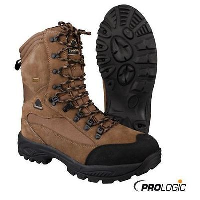 Prologic NEW Survivor Green High Waterproof Fishing Winter Boots *All Sizes*
