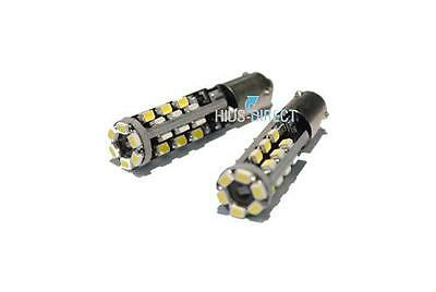 2 x H21W (R435) 30* 3020 SMD Canbus Sidelight LED's (Twin pack)