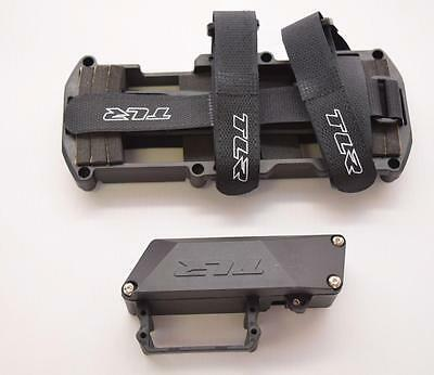 Losi  8ight-E  RTR  Battery And Receiver Box With Straps