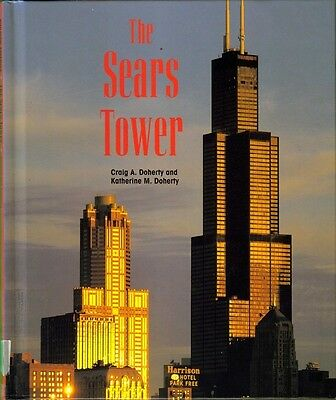 Sears Tower, 1995 Book (Bruce Graham, Fazlur Khan