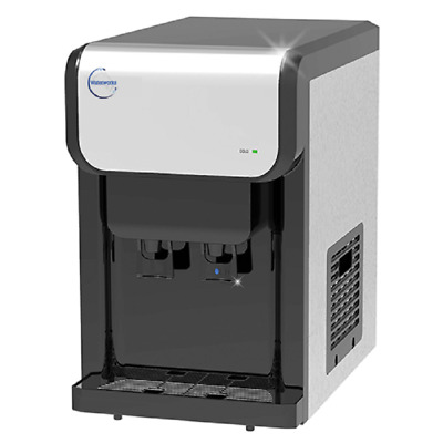 SD19C Benchtop Mains Water Cooler Tower Chilled & Ambient POU