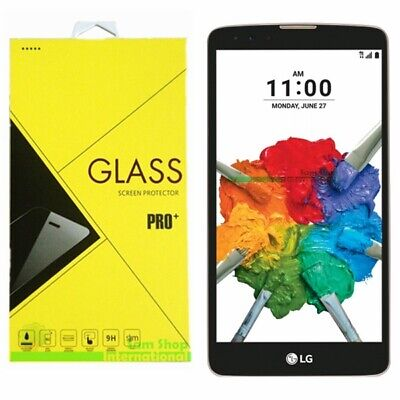 Premium Tempered Glass Screen Protector for LG G Stylo 2 PLUS MS550