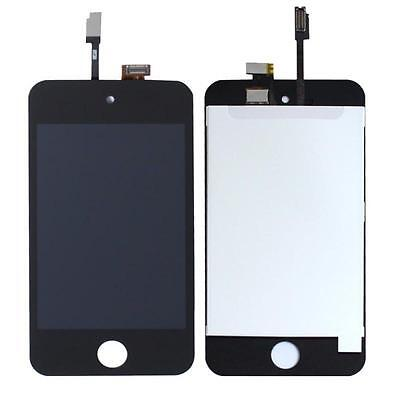 Lcd Screen Display Assembly For Ipod Touch 4Th Gen Replacement Part Black