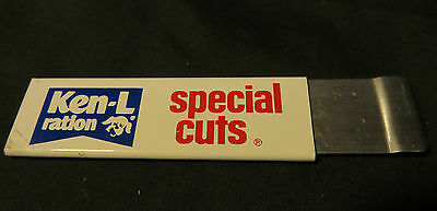 Vintage Ken-L Ration Special Cuts Box Cutter