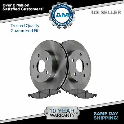 Front Ceramic Discs Brake Pads For Jeep Grand Cherokee 2005 2006 2007 08 09 10