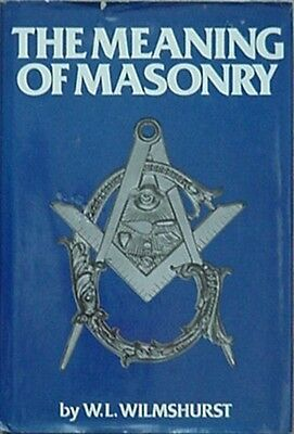 The Meaning Of Masonry, 1980 Book