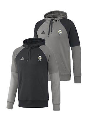 HD Sweat Top FC Juventus Adidas Felpa Cappuccio Hoodie 2016 17 with pockets Men