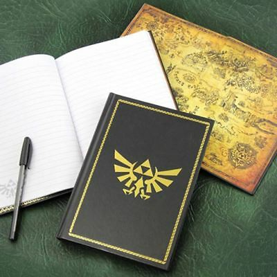 The Legend of Zelda Hyrule A5 Notebook