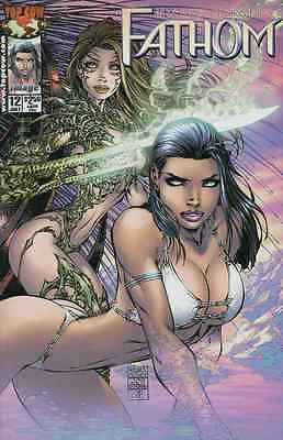 MICHAEL TURNER/'S FATHOM #9 COVER C VERY FINE// NEAR MINT 1998 TOP COW IMAGE