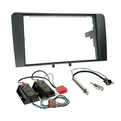 Audi A3 8P+Bose 03-13 2 DIN Car Radio Installation Set Cable,Adapter,