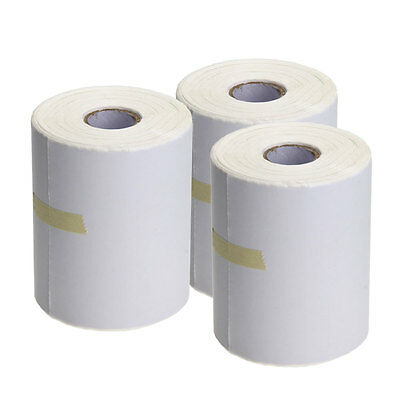 3x Roll 250 Self Adhesive Shipping Thermal Labels Postage White