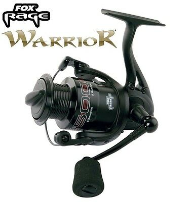 Top Spinnangel Rolle FOX RAGE WARRIOR 2500