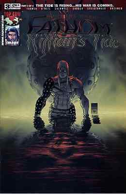 Michael Turner's Fathom Killian's Tide #3 Turner Cover Near Mint 2001 Series