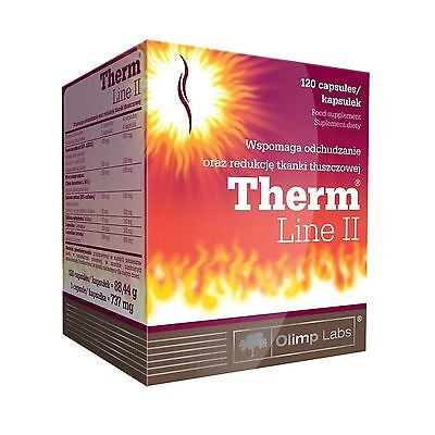 OLIMP THERM LINE II 60 caps diet slimming pills weight reduction