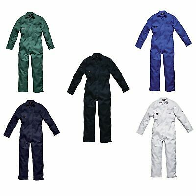 Dickies WD4819 Mens/Adult Redhawk Economy Stud Work Overalls/Coverall/Suit