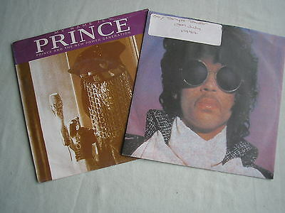 "PRINCE **VALUE PACK**  2 x 7"" singles for £3.99 free UK P&P PACK #7"