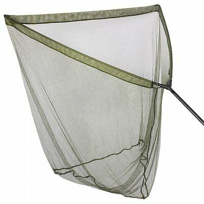 "JRC NEW Carp Fishing Stealth X Lite 2 Piece Landing Net 42"" - 1337140"