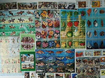 300 Different Libya Stamp Collection
