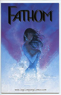Fathom Swimsuit Special 2000 Jay Company Special Very Fine/ Near Mint