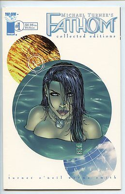 Fathom Collected Edition #1 Near Mint 1999 Top Cow Image