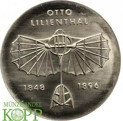 AA696) J.1546 DDR 5 Mark 1973 - Otto Lilienthal