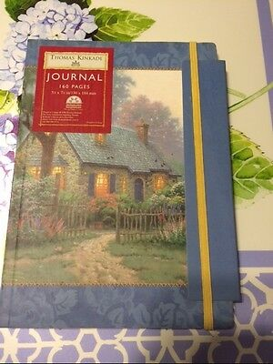 Thomas Kinkade Foxglove Cottage Journal New 160 Pages