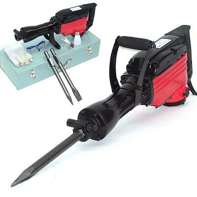 55333 POWER TOOL HAMMER DEMOLITION BREAKER 1850W Impact Concrete Breaker