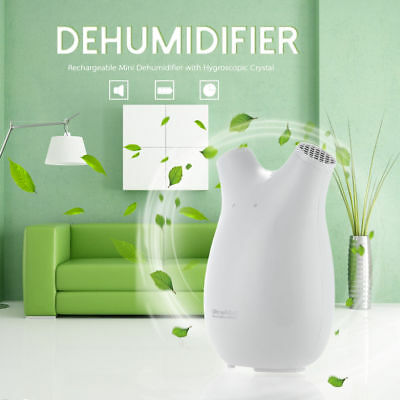 2016 Homasy Portable Semiconductor Dehumidifier Multi-mode Air Dryer Touch Quiet